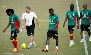 Le Ghana, finaliste de la dernière édition, aborde la CAN-2012 avec une grande confiance mardi face aux néophytes du Botswana (16h00 GMT), tandis que le Mali-Guinée (19h00 GMT) pourrait offrir une option pour la qualification, dans le groupe D à Franceville.