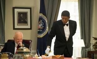 Le majordome de Lee Daniels avec Forest Whitaker.
