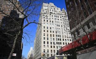 L'appartement de l'ambassadeur français à l'ONU vendu par la France, le 10 avril 2014.