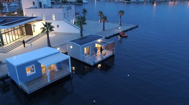 Les maisons sur l'eau sont-elles l'habitat de demain ?