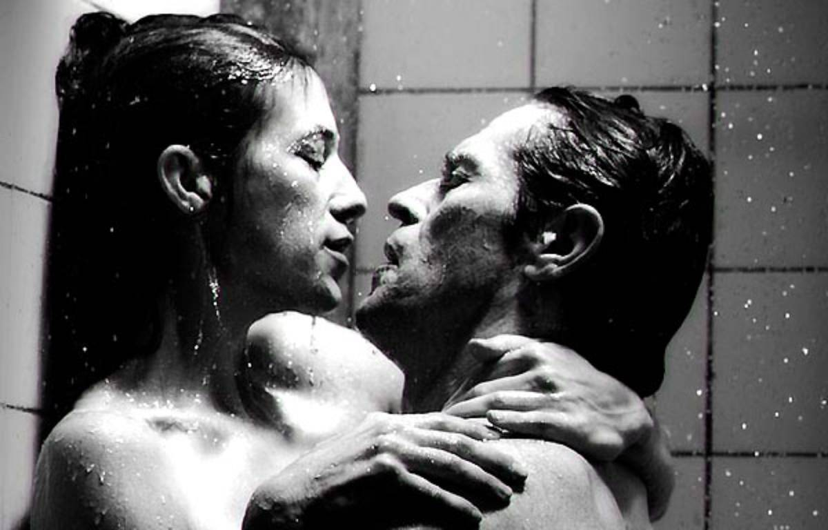 Charlotte Gainsbourg et Willem Dafoe dans «Antichrist». – Les Films du Losange