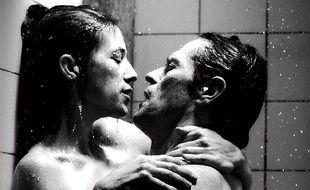 Charlotte Gainsbourg et Willem Dafoe dans «Antichrist».