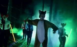 """Extrait de la vidéo """"The Fox"""" du duo norvégien Ylvis."""