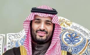 Le Prince Mohamed Ben Salmane en janvier 2015.