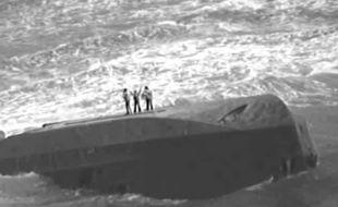 3 naufragés sauvés au large du Porto Rico après le passage de Maria