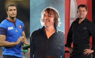 Thierry Dusautoir, Cali et Michel Sarran participeront le 4 octobre à une manifestation en faveur de l'arrivée de la LGV à Toulouse.