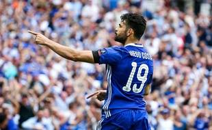 Diego Costa et Chelsea, une image du passé.