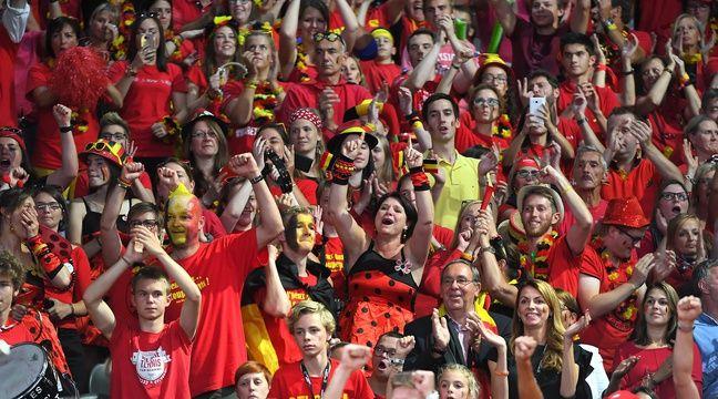 Coupe Davis France-Belgique: On s'en doutait et ça n'a pas manqué: niveau ambiance, on joue cette finale à l'extérieur