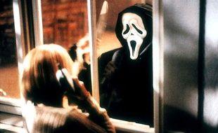 """Drew Barrymore dans """"Scream"""" (1997)"""