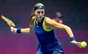 Kristina Mladenovic en Fed Cup