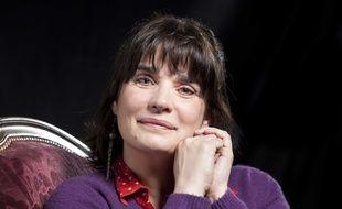 L'actrice Christine Citti.