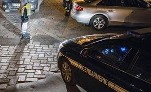 Photo d'illustration de gendarmes.