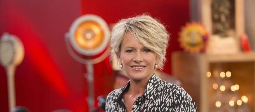 Sophie Davant anime «Affaire conclue» tous les jours sur France 2.