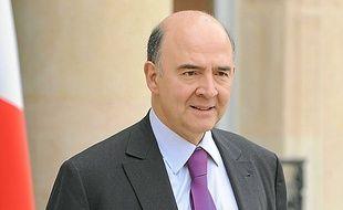 Pierre Moscovici, mercredi.