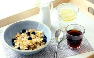 Les sucres lents comme les céréales permettent de tenir pendant le jogging.