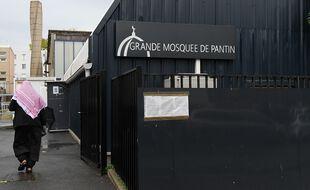 Deux personnes ont été interpellées alors qu'elles taguaient la mosquée de Pantin.
