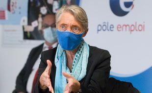 La ministre du Travail, Elisabeth Borne, a présenté lundi aux partenaires sociaux