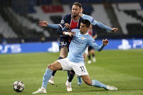 Neymar et le PSG ont perdu la première manche contre City.