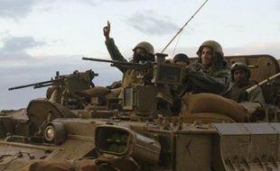Le cessez-le-feu unilatéral entré en vigueur dimanche à 00H00 GMT dans la bande de Gaza où l'armée israélienne est déployée, a été respecté dans la nuit.