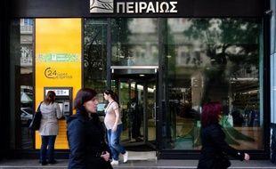 Si les banques grecques ont perdu deux tiers de leurs dépots (70 milliards d'euros) depuis deux ans, elles ont, au cours de la seule semaine dernière, vu leurs caisses se vider de plusieurs milliards d'euros, selon plusieurs sources interrogées par l'AFP.