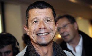 Emmanuel Carrère, le 2 novembre 2011 à Paris