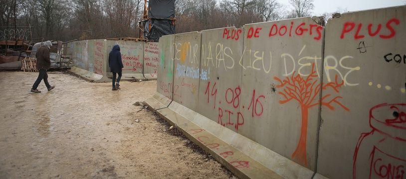 Strasbourg le 21 février 2017. Bure, dans le bois Lejuc occupé par les militants antinucléaire.