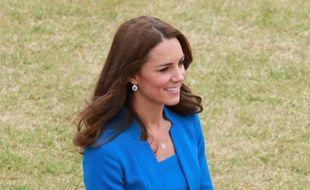 Kate Middleton, Catherine Duchess de Cambridge le 5 août 2014.