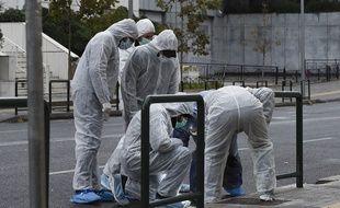 L'engin a explosé au milieu de nuit devant la cour d'appel d'Athènes, sans faire de victime.