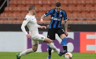 L'Inter et le reste des clubs de Serie A sont contraints de jouer à huis clos.