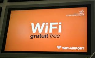 Illustration d'un free Wifi