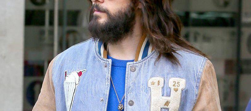 L'acteur et chanteur Jared Leto