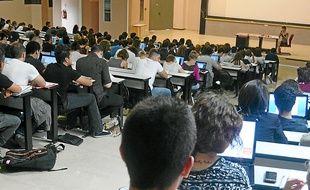 L'académie réunit 101730 étudiants.