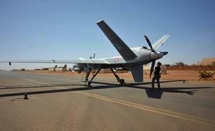 Le drone français