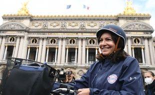 Anne Hidalgo, en juin 2020.