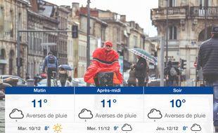 Météo Bordeaux: Prévisions du lundi 9 décembre 2019