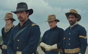 Christian Bale dans Hostiles de Scott Cooper