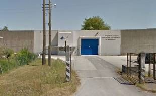 Le centre de détention de Bédenac, en Charente-Maritime.