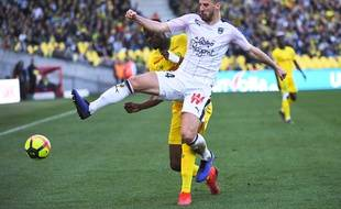 Vukasin Jovanovic, le défenseur des Girondins.