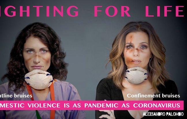 Coronavirus: Six actrices des séries «Desperate housewives» et «Dr House» posent contre les violences conjugales pendant le confinement