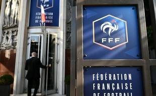 Le siège de la FFF