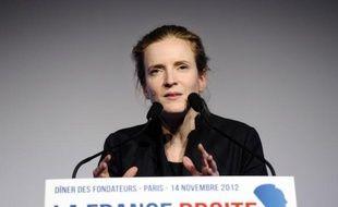"""Il appartiendra au """"bureau politique"""" de l'UMP de définir les conditions d'un nouveau vote à la présidence du parti, et notamment de la présence ou pas de nouveaux candidats, a estimé mardi sur i>TELE l'ancienne ministre de l'Ecologie Nathalie Kosciusko-Morizet."""