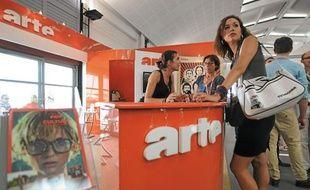 Arte promet de programmer plus de documentaires culturels.