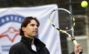 L'Espagnol Rafael Nadal, N.4 mondial absent des courts depuis juin et forfait pour l'Open d'Australie, va effectuer sa rentrée à l'Open du Brésil, à Sao Paulo, du 11 au 17 février, a confirmé mardi son attaché de presse.