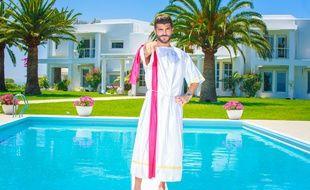 Thomas des «Marseillais» est actuellement dans «Les Vacances des Anges».