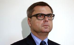 """L'ex-directeur du """"36"""" Christian Flaesch"""