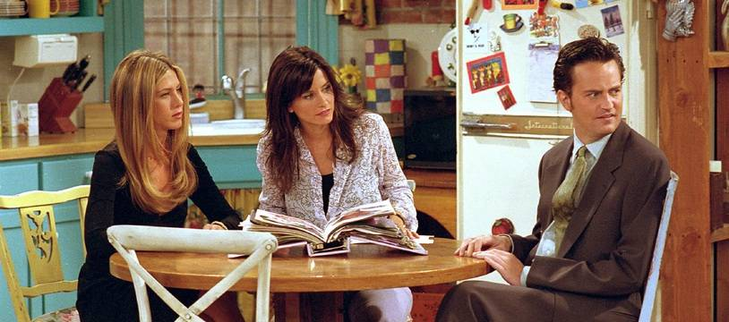 Les « Friends » sont de retour, 17 ans plus tard