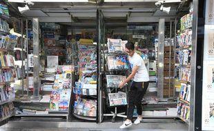 Les quotidiens «France-Antilles» et «France-Guyanne» n'ont pas su résister à la crise de la presse (illustration).