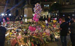 Saint Ann's square, Manchester