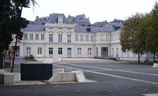 L'école nationale supérieure des arts et métiers (Ensam) d'Angers.