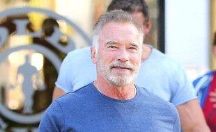 L'acteur Arnold Schwarzenegger
